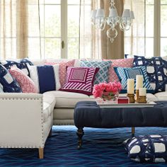 Must-have sofa: Spruce Street sectional by Serena  Lily