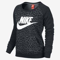 Nike Store. Nike Rally Women's Sweatshirt @Jordan Bromley Bromley Brown @Riley Moore Moore Banes