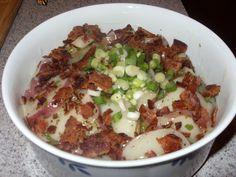 Hot German Potato Salad | BigOven