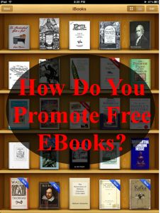 1 thing you don't want to forget when putting your book up for free