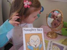 """""""Funny Face"""" by Nikola Smee is a lovely book that talks about emotions. Making all sorts of faces is afun way for kids to learn about emotions."""