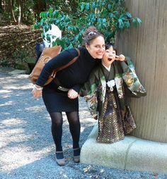 Leza Lowitz with Yuto