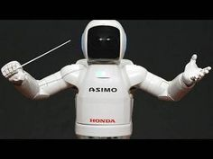 Disney's Asimo The Robot (in HD)