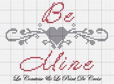 Lacomtesse&lepointdecroix: Be Mine