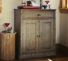 Abington Cabinet #potterybarn