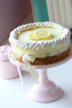 Lemon cheesecake fra Passion for Baking