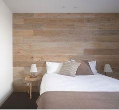 Hardwood walls- Yes!
