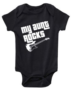 My Aunt Rocks! I want to buy this for my niece