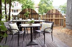 Nicole Curtis Rehab Addict -Dollar House-   #Backyard #DIY #Ariel Photography