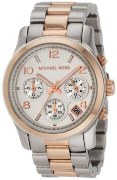 Michael Kors Quartz Silver Dial Silver Tone Band - Women's Watch MK5315 $189.00