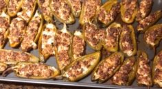 Jalepeno Poppers by @Brittany Rogers