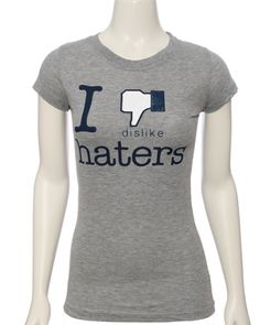 I think we all need to have this shirt somewhere in my closet..... at Rue 21 for $10