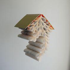 Book mobile #DIY
