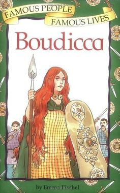 Boudicca - In this detailed and illustrated history of the Roman invasion of Britain this book depicts how one Celtic warrior has inspired generations of women in her battle to save her people.