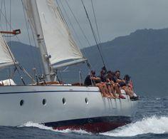 Spirit of Oysterhaven | Schooner Sailing Cork