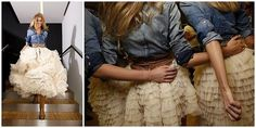 Love the skirt