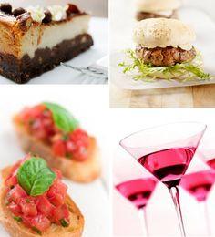 Bunco food & drink ideas