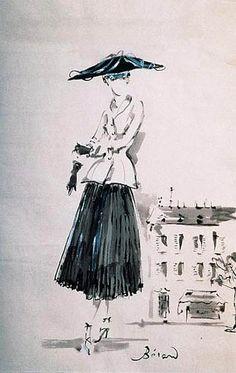 Illustration - Dior