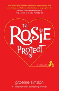 SWM Seeks Perfect Wife: Quantifying Love in The Rosie Project by Graeme Simsion | Everyday eBook
