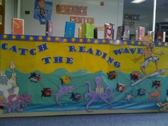 Catch the Reading Wave