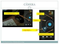 TABLET EDUCACIONAL - camera