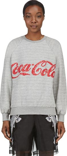 Ashish sweatshirt, $277 (was $495) + get an extra 20% off, ends tonight 7/16 (click through for details)