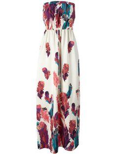 Pretty maxi dresses.