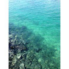 this water. taken at lake chelan, wa