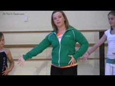 Jazz Dance Lesson with Tabitha Lupien - Jazz Pumps