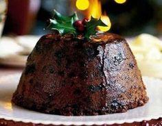 Receita de Pudim de Natal com Baunilha | Doces Regionais