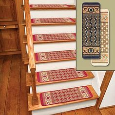 fix slippery stairs on pinterest