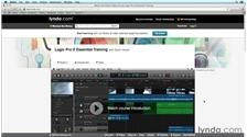 Watch the Online Video Course Mixing and Mastering with Logic Pro X