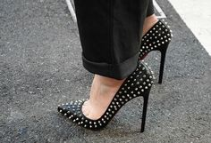 Christian Louboutin, you have charmed me yet again.
