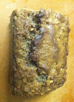 Apple Walnut Oatmeal Bread