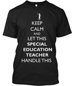 learn goodi, special ed teacher shirts, special educ