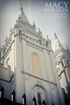 Salt Lake Temple!