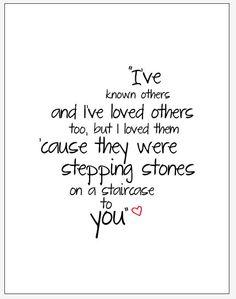 Avett Brothers <3, so true!