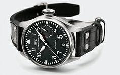 IWC Schaffhausen | Fine Timepieces From Switzerland | Collection | Pilot's Watches | Big Pilot's Watch