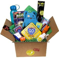 summer camp care package