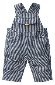 Mini Boden 'Everyday' Overalls (Infant)