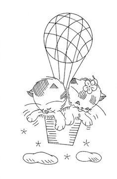 balloon kittens | Flickr - Photo Sharing!