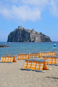 Ischia, Italy - The