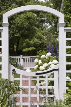 Charming Secret Garden- Traditional Home