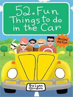 52 Series: Fun Things to Do in the Car-52 Series: Fun Things to Do in the Car -Kiss the roadtrip blues good-bye with the revised version of this best-selling activity deck featuring updated text throughout as well as a variety of new activities. From engaging games to creative art activities to mind-bending puzzles, this deck will make getting there all the fun. Price: $4.61 You Save: 1.38 (23%) SEE MORE: http://www.everythingkids.co/tips-for-road-trip-survival-with-kids/