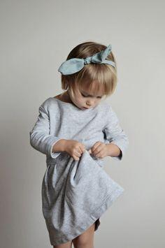 girl, headband, fleec dress, hair bows, kid fashion, futur kid, photography kids
