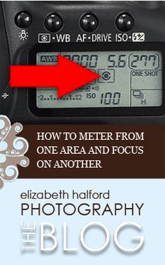 Focusing and Metering in Different Places