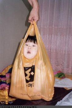 Did somebody order Chinese? Hahaha!