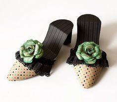 shoes, paper shoe, paper craft, paper purs, paper art, crafti idea, tarjeta, craft paper