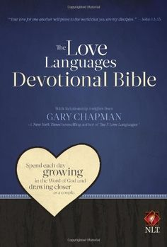 The Love Languages Devotional Bible, Hardcover Edition (New Living Translation) by Gary D Chapman. $18.04. Series - New Living Translation. Publisher: Moody Publishers; New Edition edition (September 20, 2012). 1376 pages. Save 40% Off!