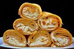Ukrainian Pancakes with Cottage Cheese Tasty Recipe #Ukraine #food #recipe